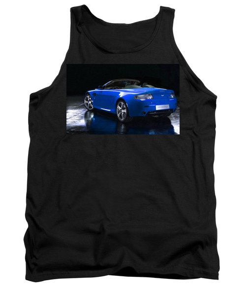 Aston Martin 9 Tank Top