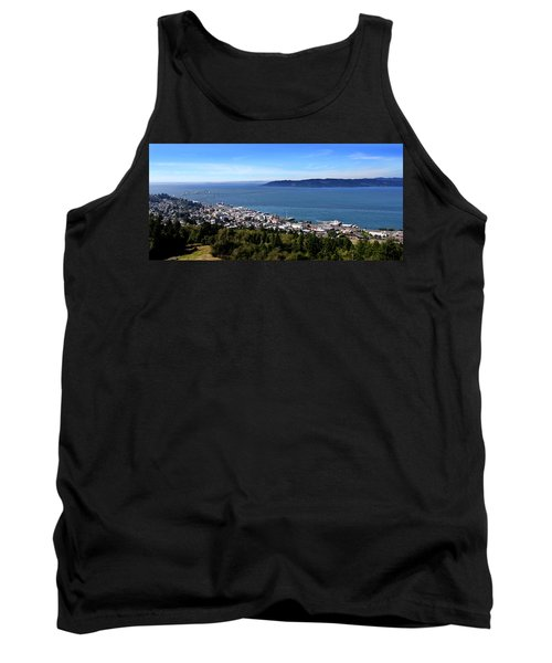 Tank Top featuring the photograph Astoria Oregon by Aaron Berg