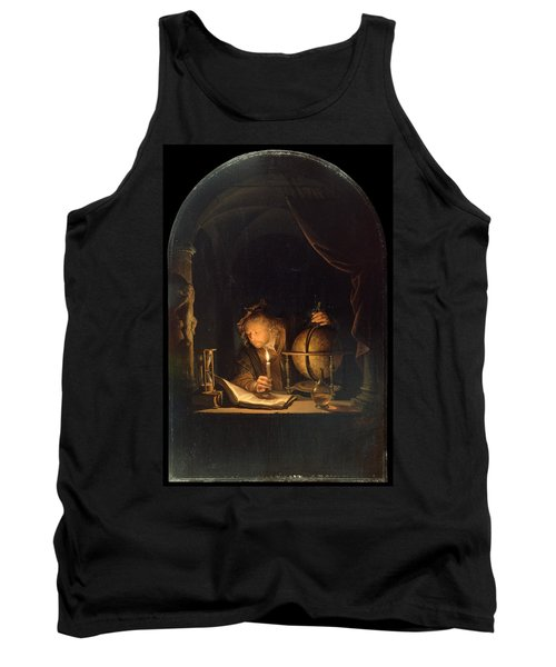 Astronomer By Candlelight Tank Top