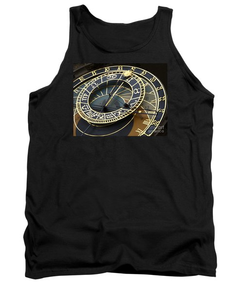 Astronomical Clock Tank Top