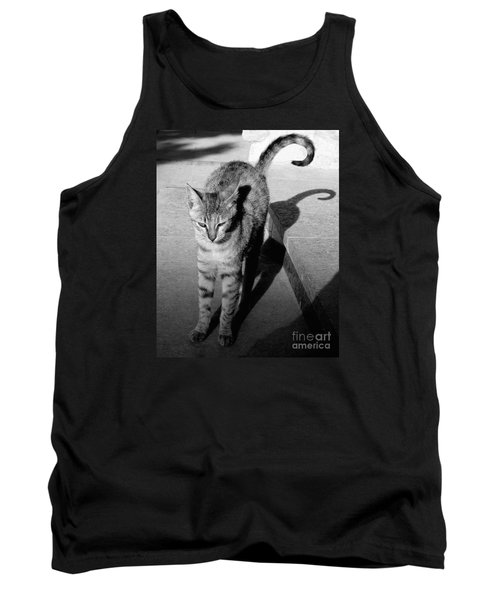 Aswan Cat Tank Top