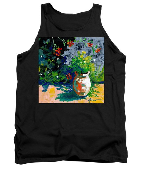 At Tharri Monastery-rhodes Tank Top