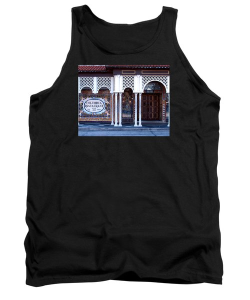 At The Entrance Tank Top