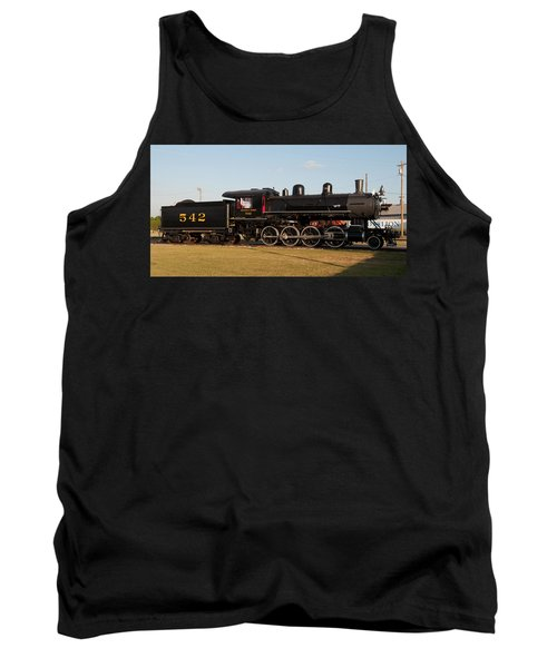 Atlantic And Western 2-8-0 #542 Spencer North Carolina Tank Top