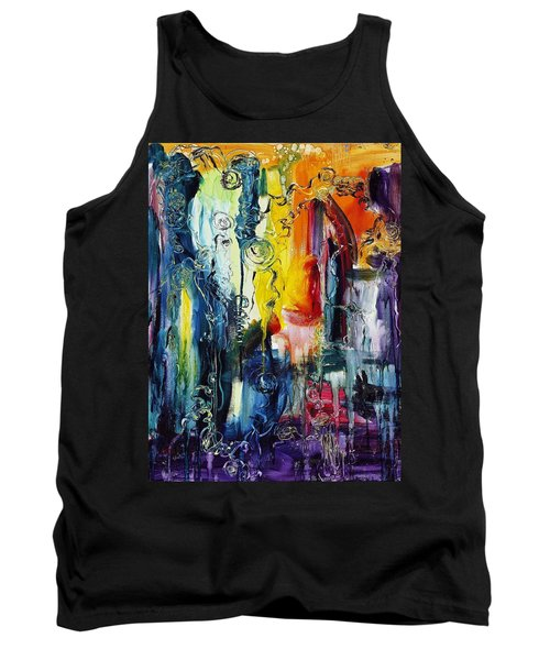Atlantis Sinking Tank Top