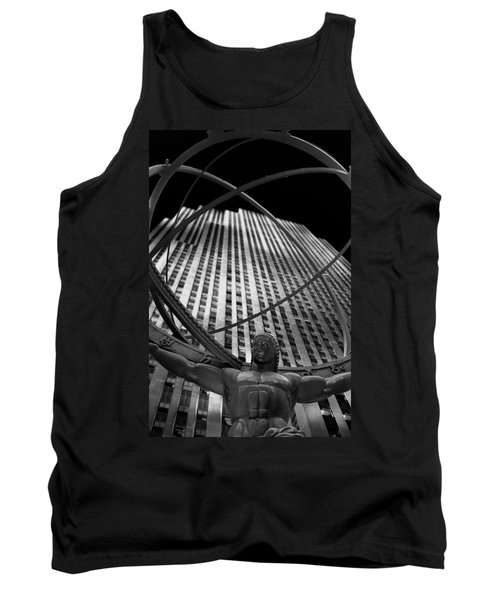 Atlas Rockefeller Center Tank Top