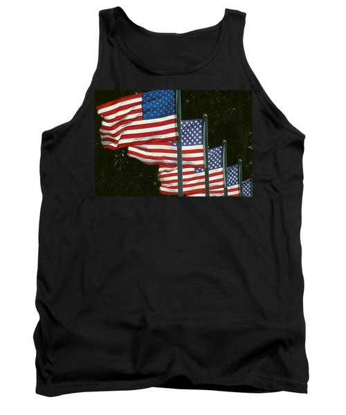 Attention Tank Top