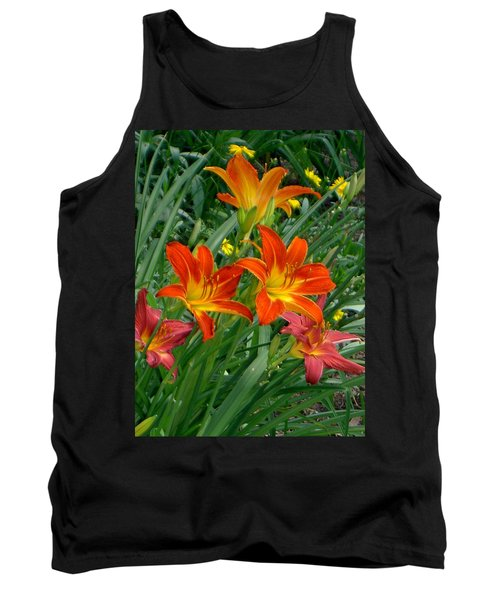 Lilies Galore Tank Top