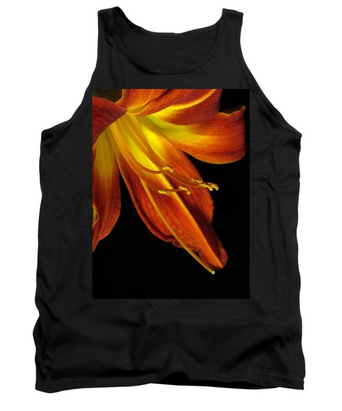August Flame Glory Tank Top