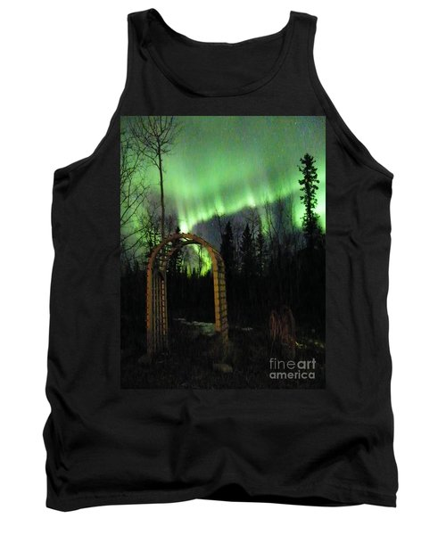 Auroral Arch Tank Top by Brian Boyle