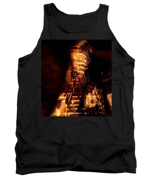 Tank Top featuring the photograph Aurous by Jessica Shelton