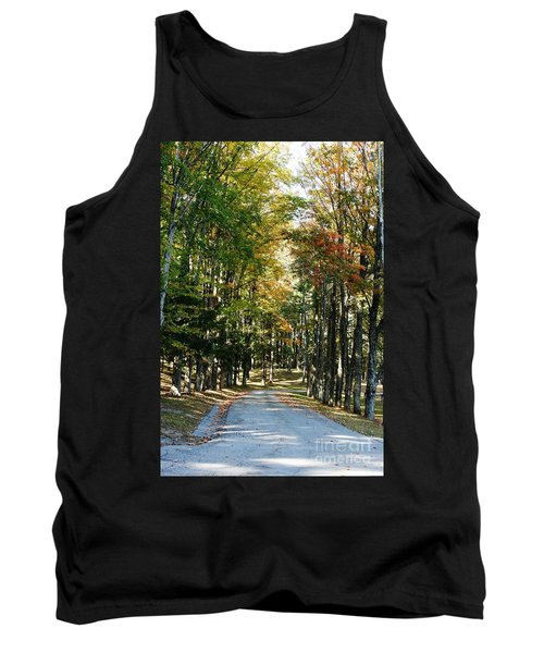 Autumn Drive Tank Top