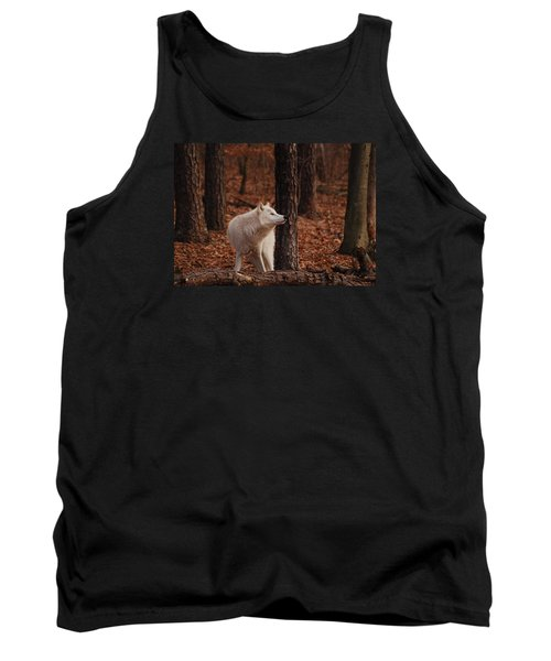 Autumn Gaze Tank Top