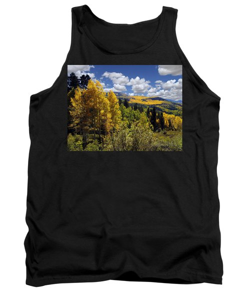 Autumn In New Mexico Tank Top