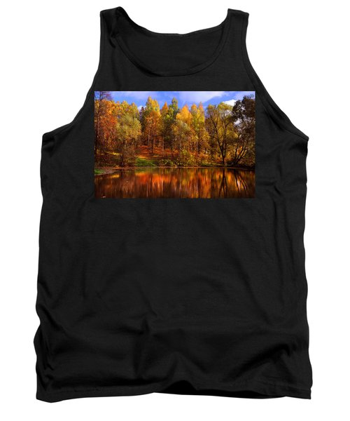 Autumn Reflections Tank Top