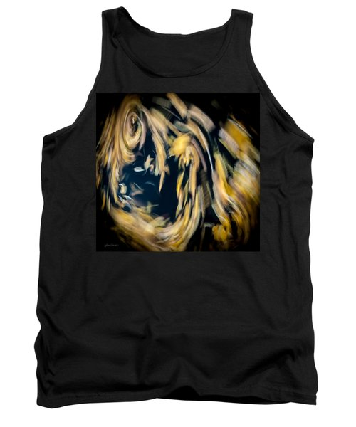Tank Top featuring the photograph Autumn Storm by Steven Milner