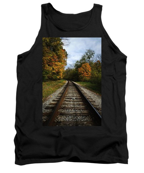 Autumn View Tank Top
