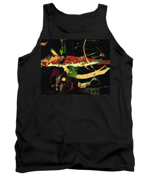 Autumn Winds Tank Top