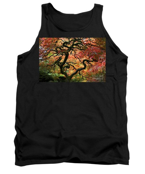 Autumn's Fire Tank Top