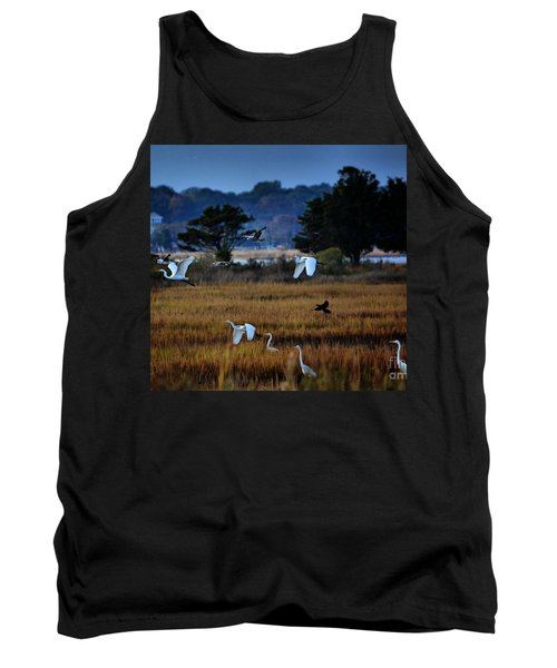 Aviary Convention Tank Top