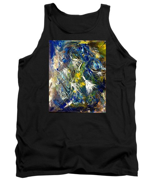 Awakening The Bear Tank Top
