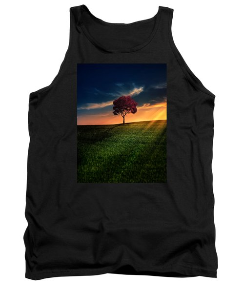 Awesome Solitude Tank Top