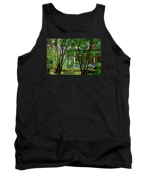 Awesome Victorian Porch Tank Top