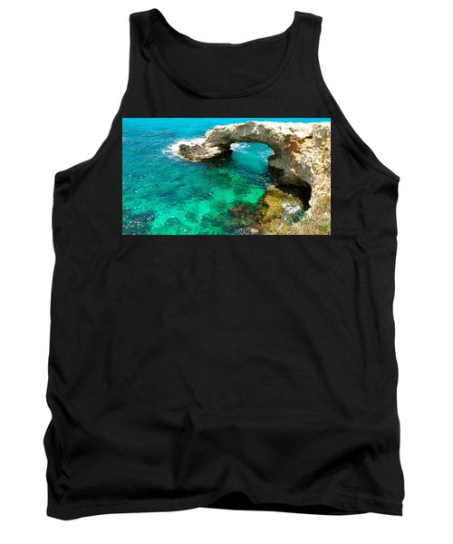 Ayia Napa In Cyprus Tank Top