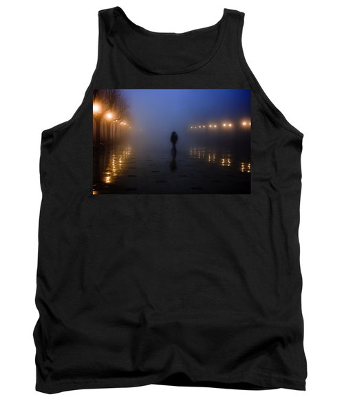 Back Home Alone Tank Top
