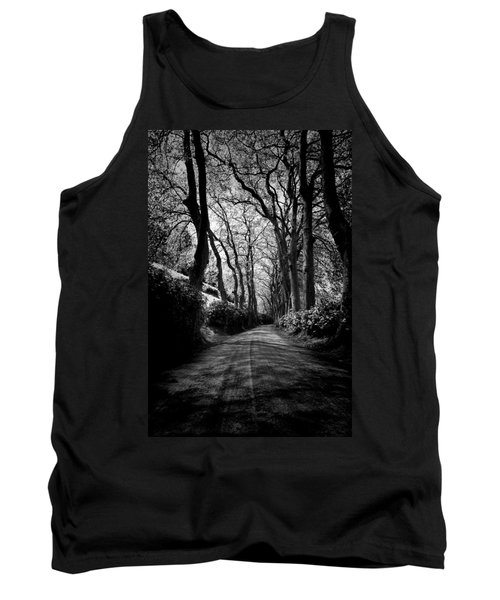 Back Road East 2 Tank Top