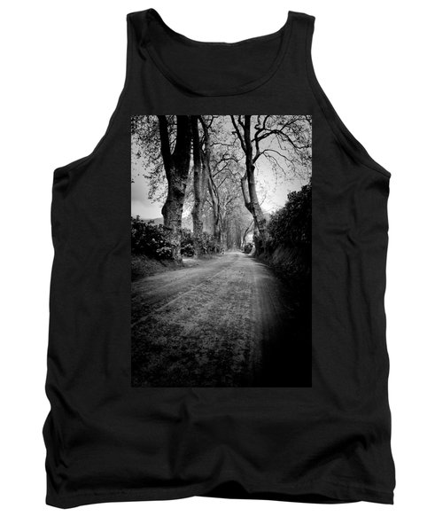 Back Road East Tank Top