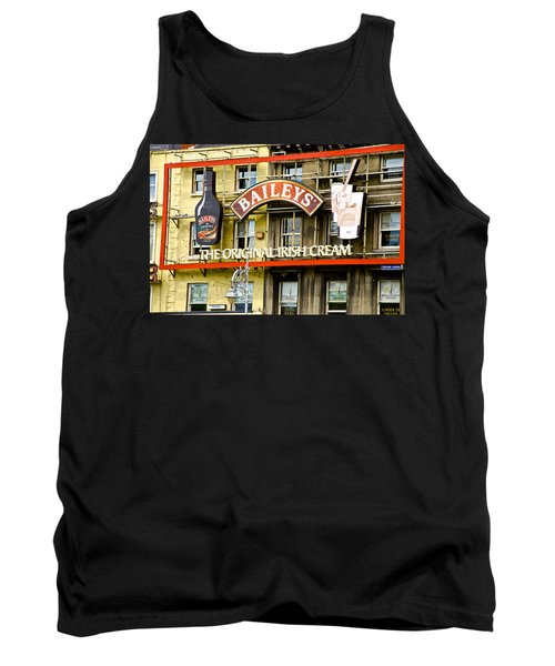 Baileys Irish Cream Tank Top by Charlie Brock