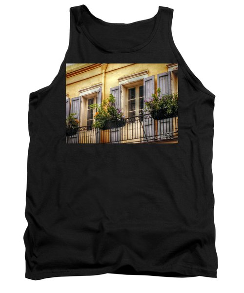 French Quarter Balcony Tank Top