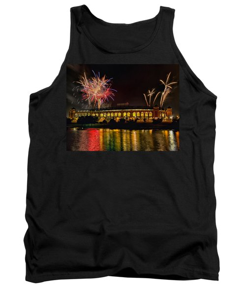 Ballpark Fireworks Tank Top