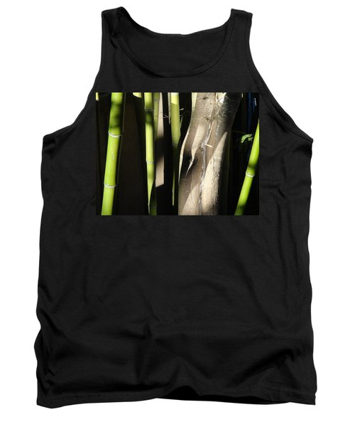 Bam  Boo  Tank Top by Shawn Marlow
