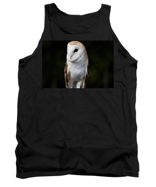 Barn Owl Tank Top