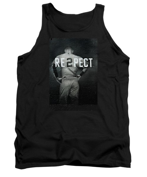 Baseball Tank Top by Jewels Blake Hamrick
