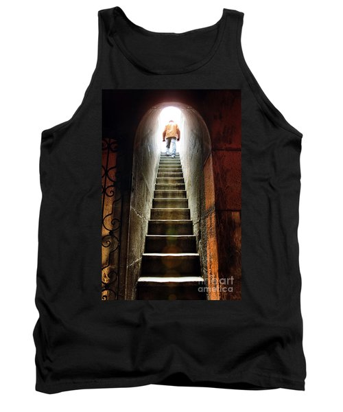 Basement Exit Tank Top