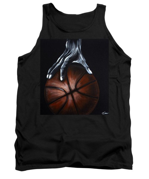Basketball Legend Tank Top