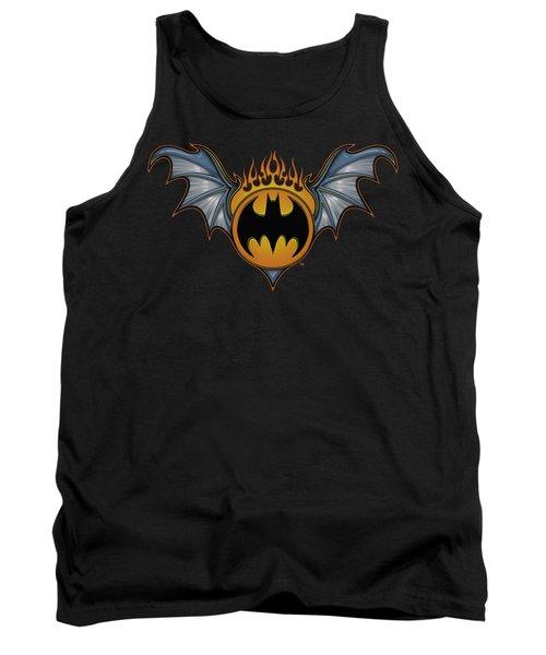 Batman - Bat Wings Logo Tank Top