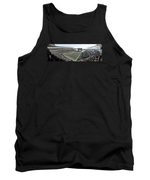 Baylor Gameday No 4 Tank Top by Stephen Stookey