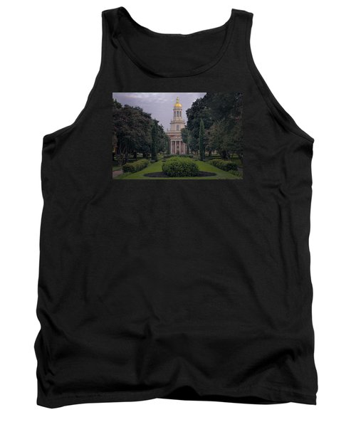 Baylor University Icon Tank Top