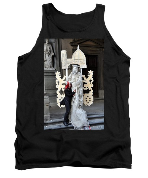 Be Mime Tank Top
