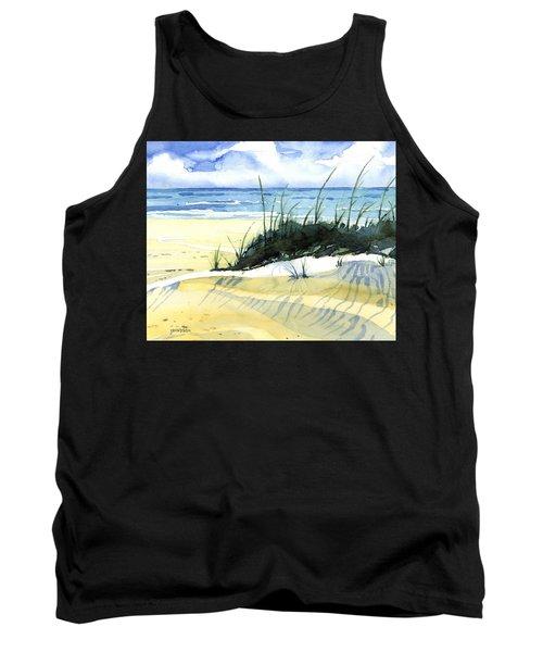 Beach Dunes Tank Top
