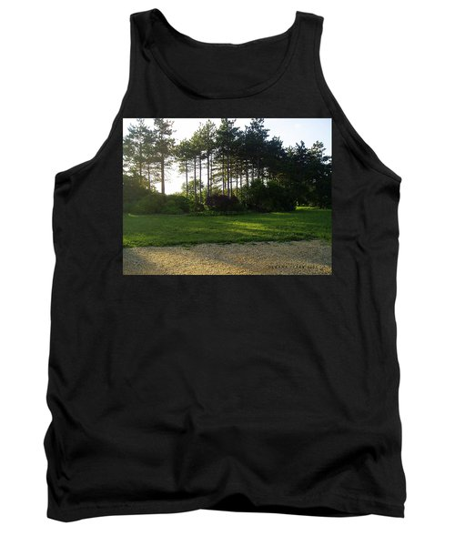 Tank Top featuring the photograph Beautiful Earth by Verana Stark