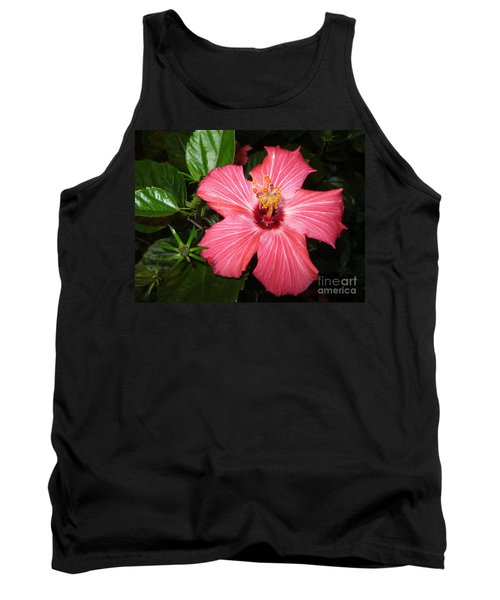 Beautiful Hibiscus Tank Top