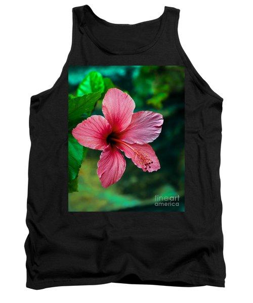 Beautiful Hibiscus Tank Top