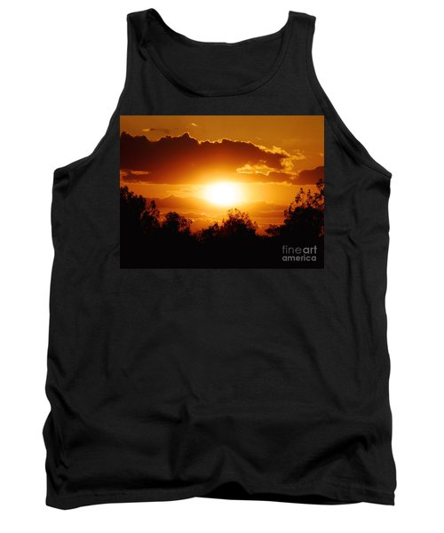 Tank Top featuring the photograph Beautiful Moment In Bakersfield by Meghan at FireBonnet Art