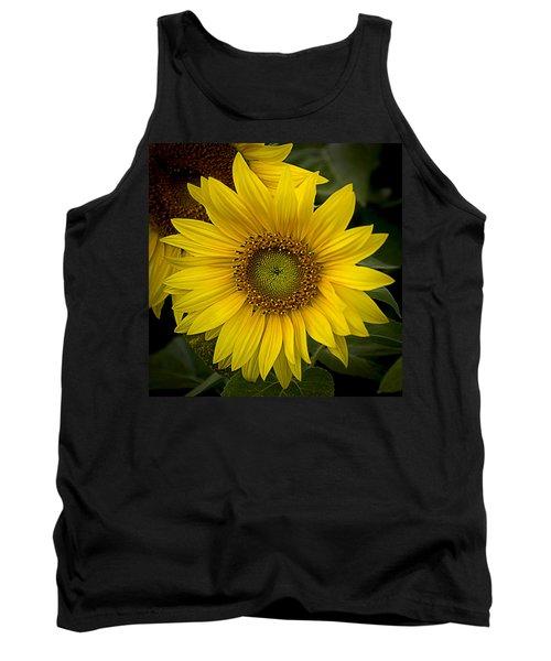 Beautiful Sunflower Tank Top