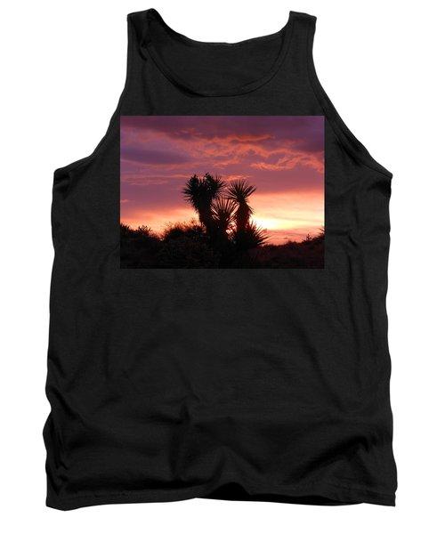 Beautiful Sunset In Arizona Tank Top